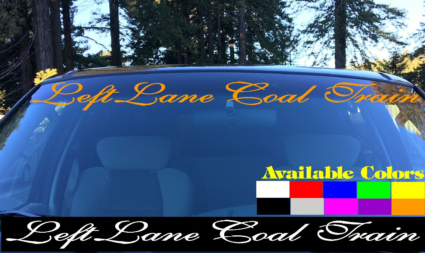 Pin On Windshield Decals