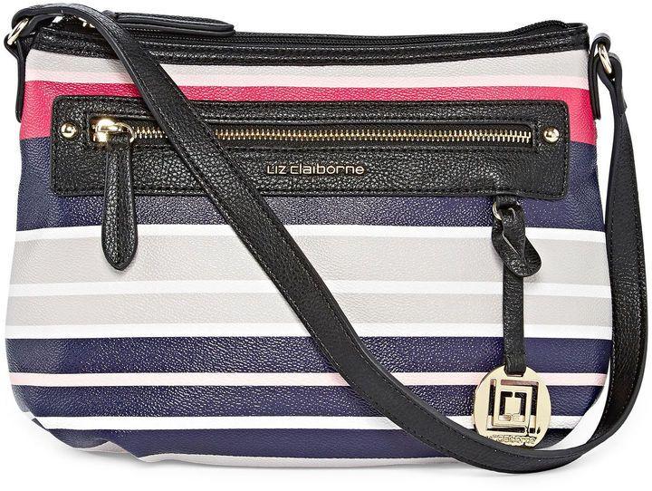 96eee95a1df Liz Claiborne Jess Top Zip Shoulder Bag   Products   Liz claiborne ...