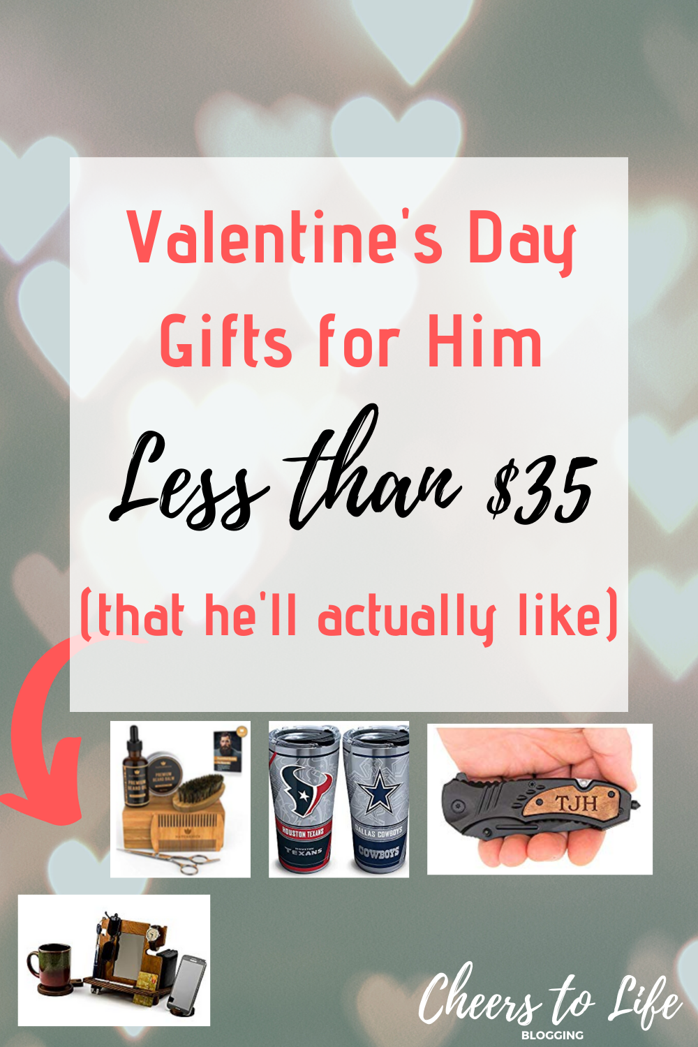 Valentine S Gifts He Actually Wants Under 35 In 2020 Presents For Boyfriend Valentines Day Gifts For Him Valentine Day Gifts