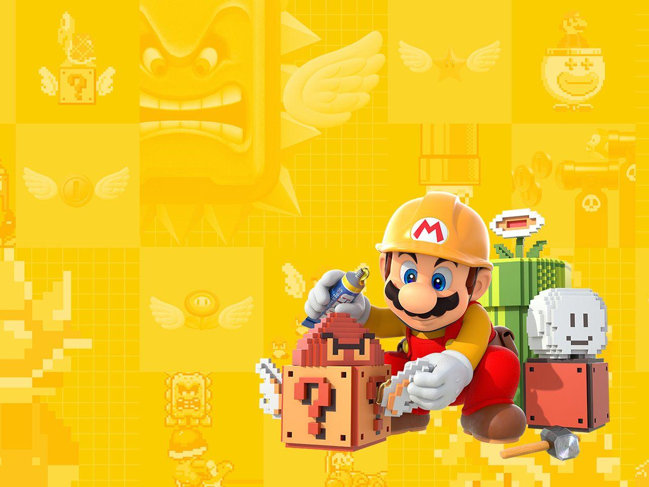 10 little secrets in Super Mario Maker that I like