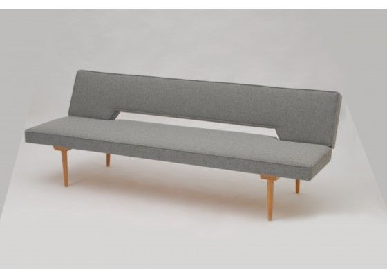 Czech Daybed by Miroslav Navrátil, 1960 for sale at Pamono retro - Daybed Images
