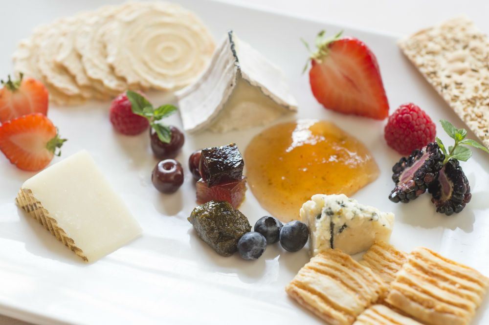 Cheese Plate at Circa 1886 in Charleston SC. & Cheese Plate at Circa 1886 in Charleston SC. | Savory Dishes at ...