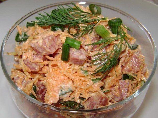 Топ-10 самых быстрых салатов. Лучшие рецепты для вас на сайте «Люблю готовить»