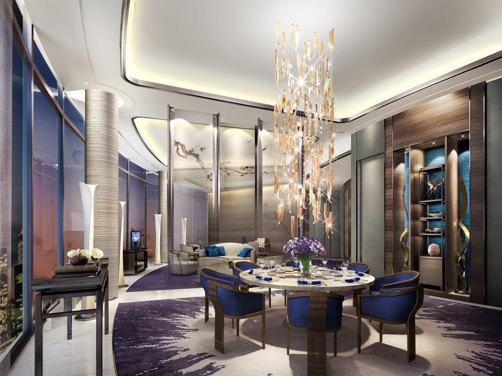 Jw Marriott Hotel Shenzhen Bao 39 An Shenzhen Hotel