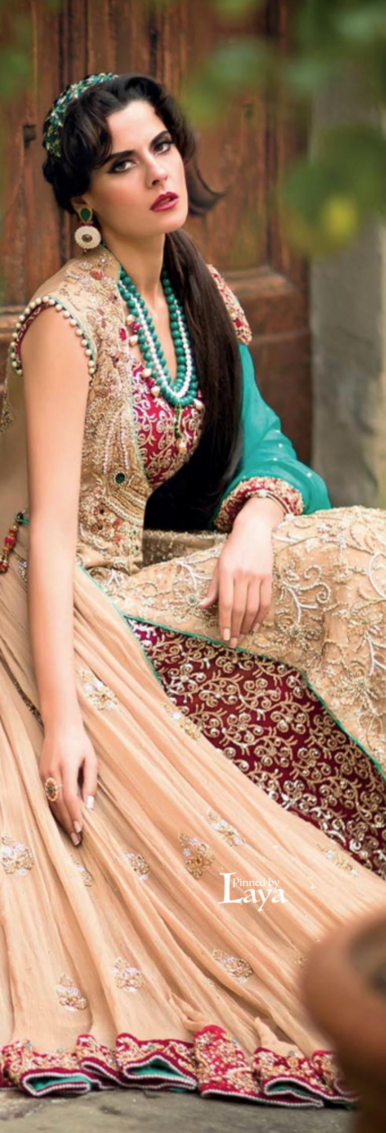 ❋*✿.Asiana.BRIDAL Lehenga.✿*❋. | My Wedding & Indian Fashion ...