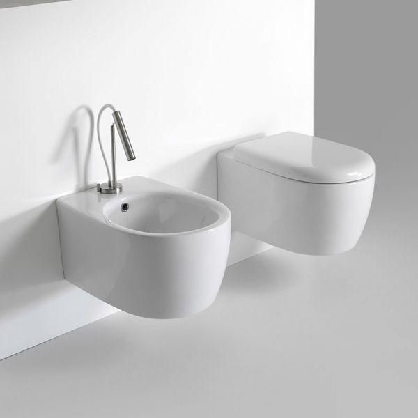Sanitari Bagno Sospesi Clean Bagni Sospesi Arredamento Bagno E