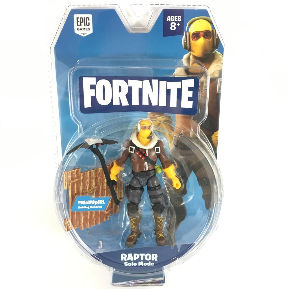Fortnite Raptor mode Solo Figure