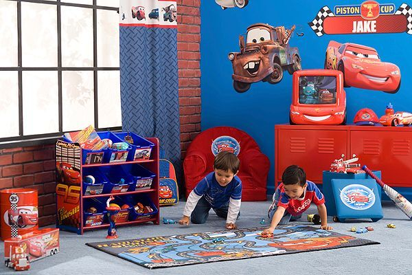 Disney Cars Bedroom Decor | Show Home Design
