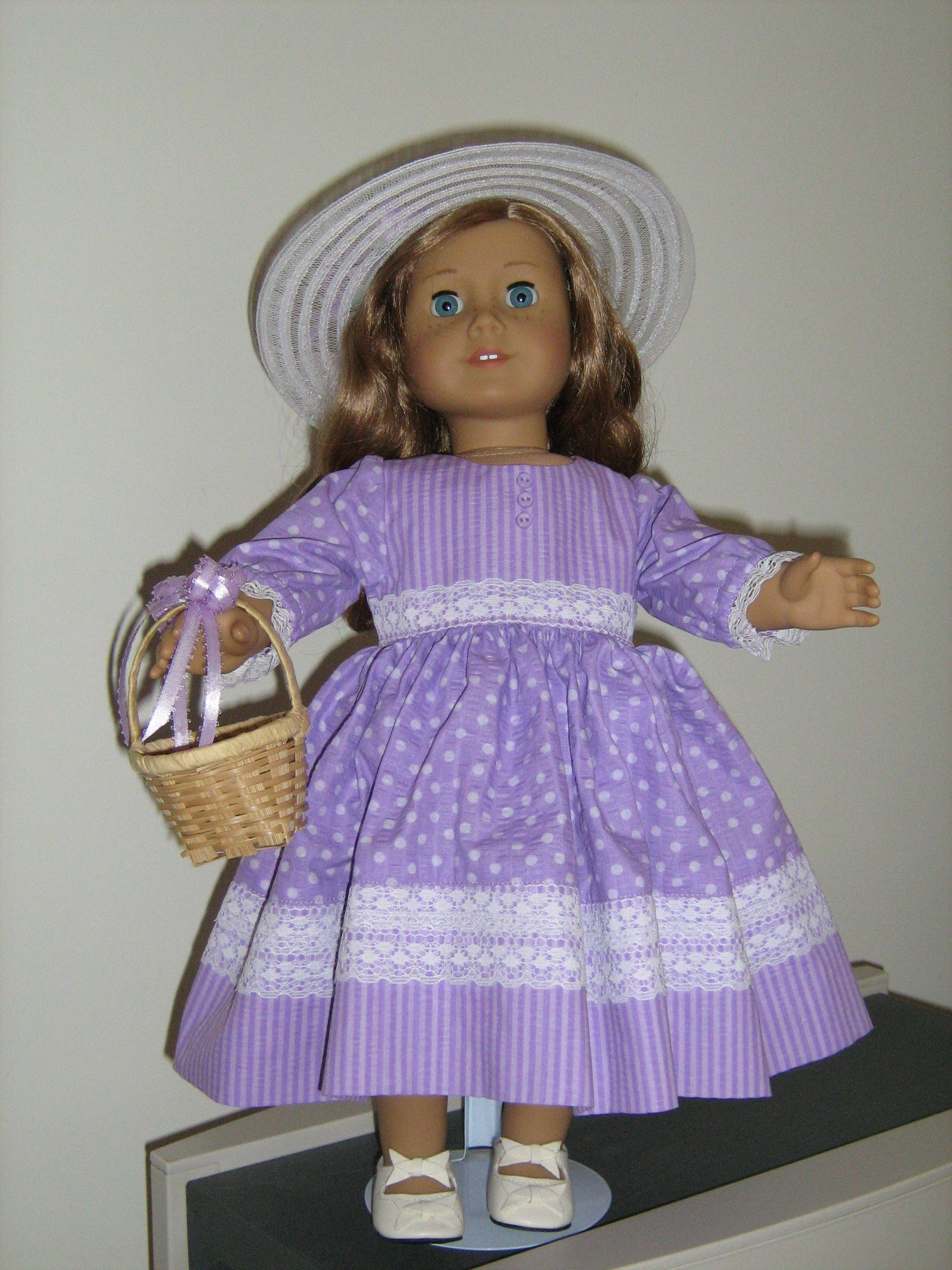 american doll dress | sewing | Pinterest