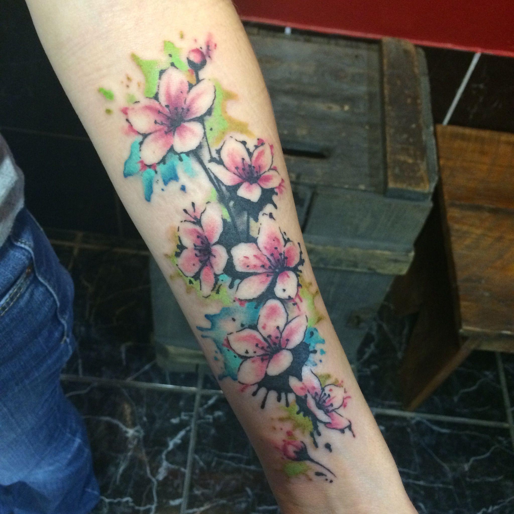 Jamielee Ulmer The Boston Tattoo Company Boston Tattoo