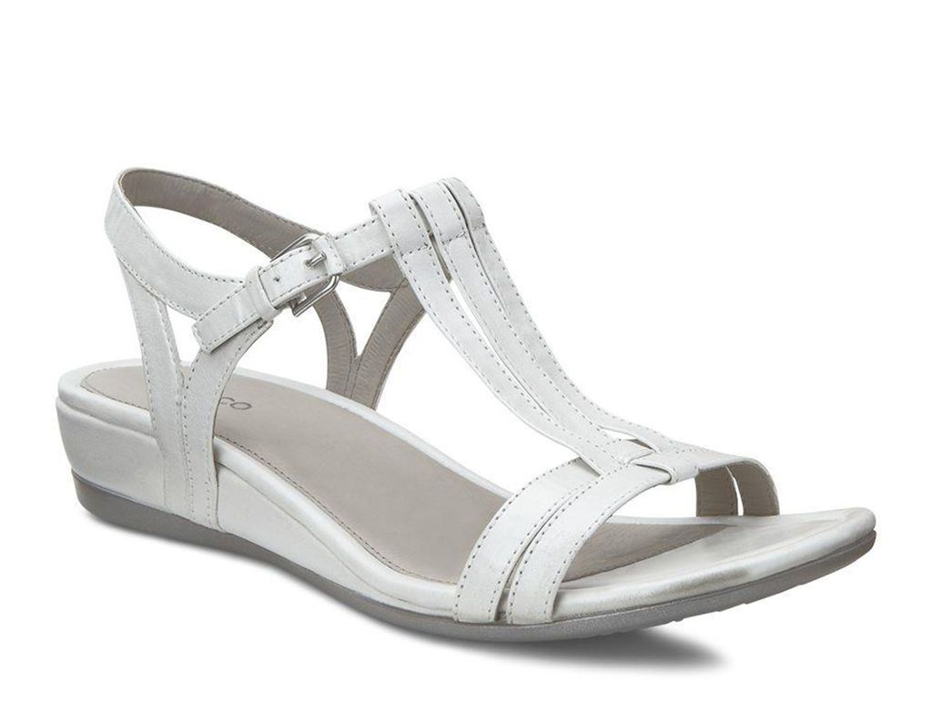 ECCO Women's Sculptured Sign T Strap Sandal