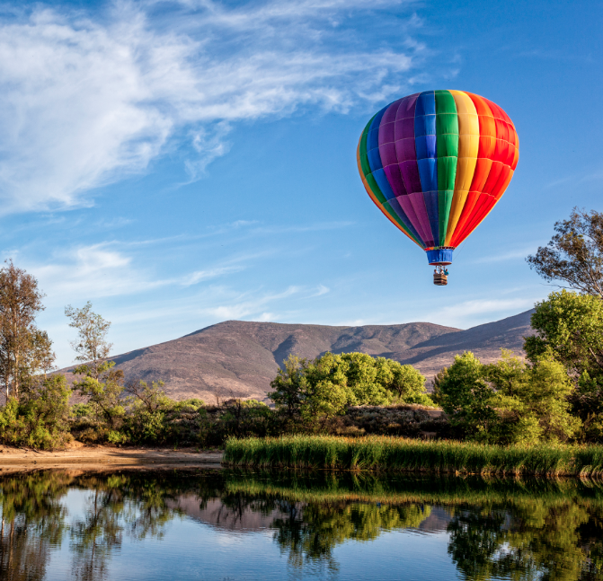 Pin by Visit Temecula on Hot Air Balloons in Temecula