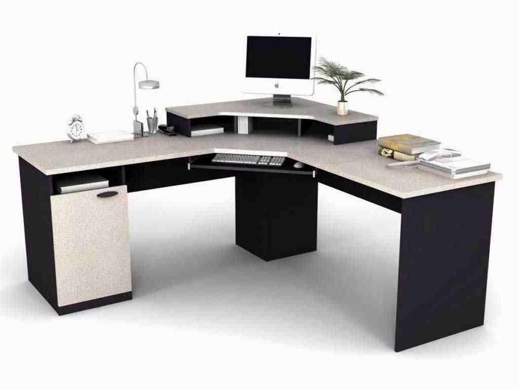 Corner Desk Table Home Office Furniture Sets Computer Desk
