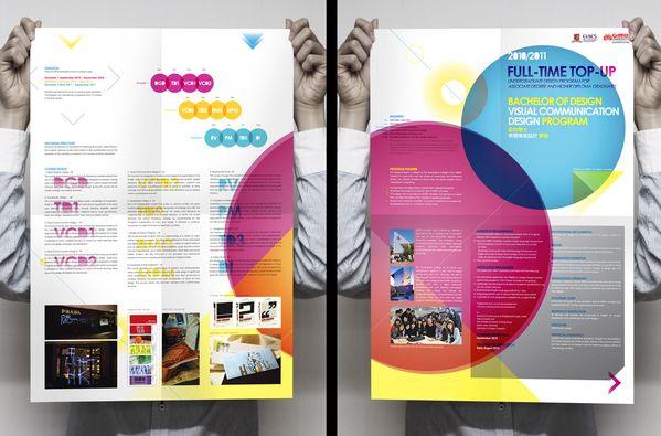 Design Program Fact Sheet 2010-2011 by Lampson Yip, via Behance ...