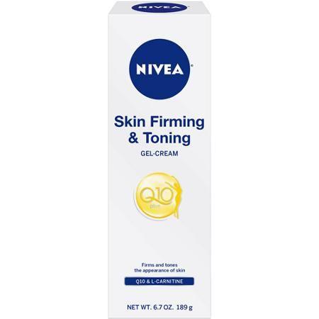 Nivea Skin Firming And Toning Gel Cream Walmartcom Fitness