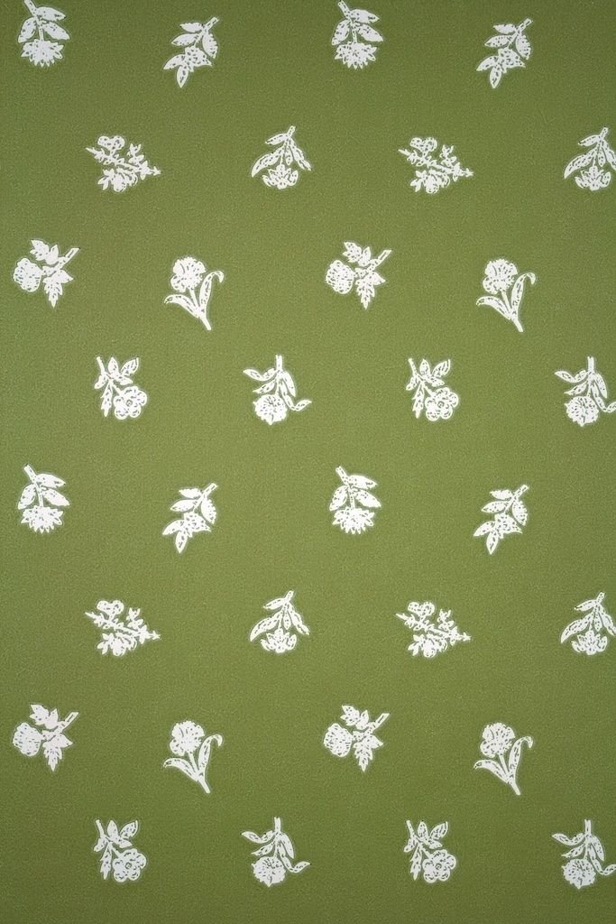 1950s Vintage Wallpaper Vintage Fifties Wallpaper With A