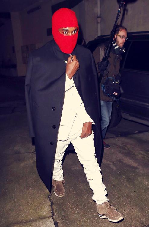 Kanye Daily Moda Paris Semana De La Moda De Paris Semana De La Moda