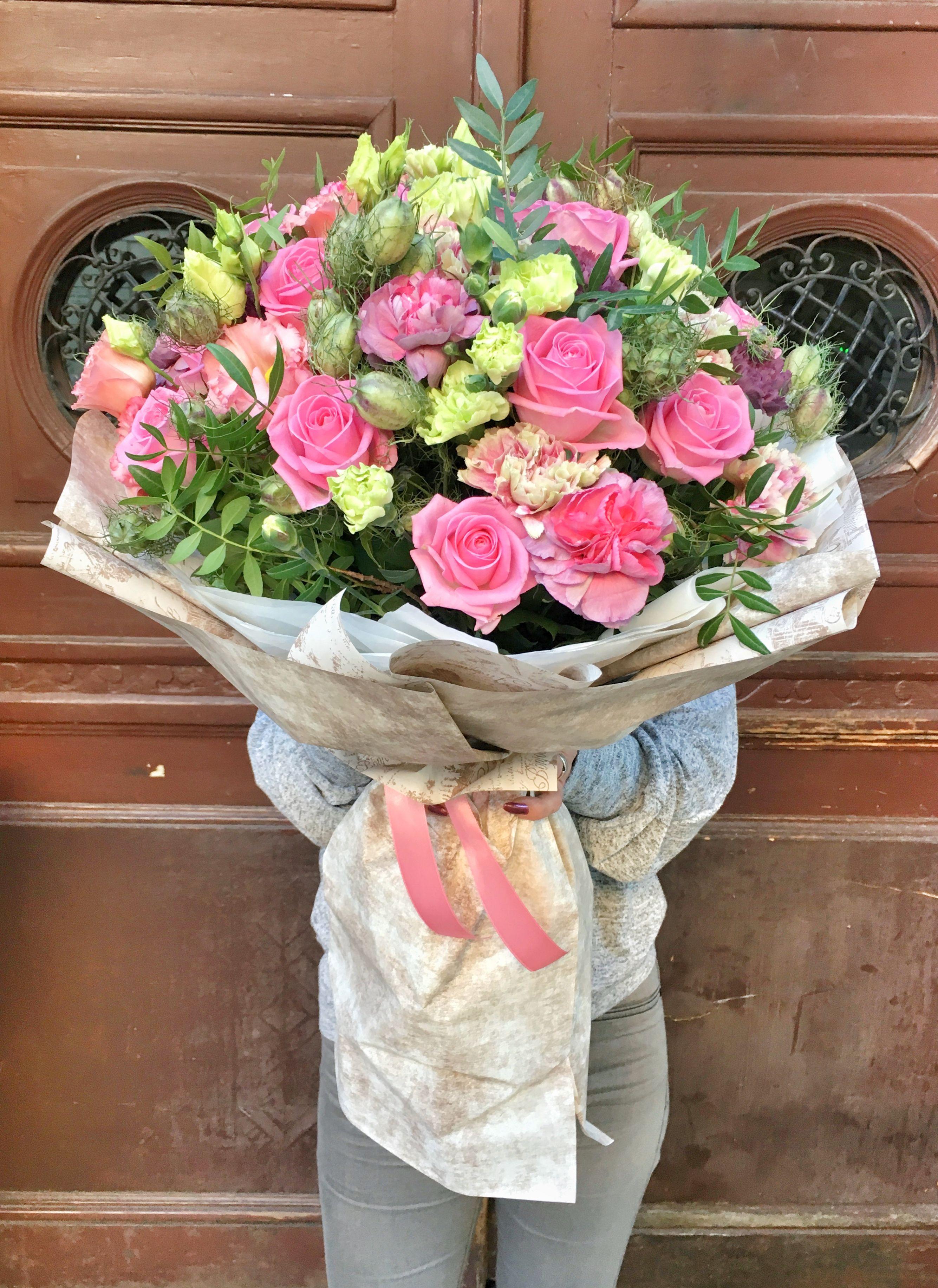 #huge #flower #bouquet #difiori | Bouquet, Floral