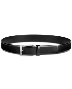 HUGO by Hugo Boss Mens Garney Leather Belt