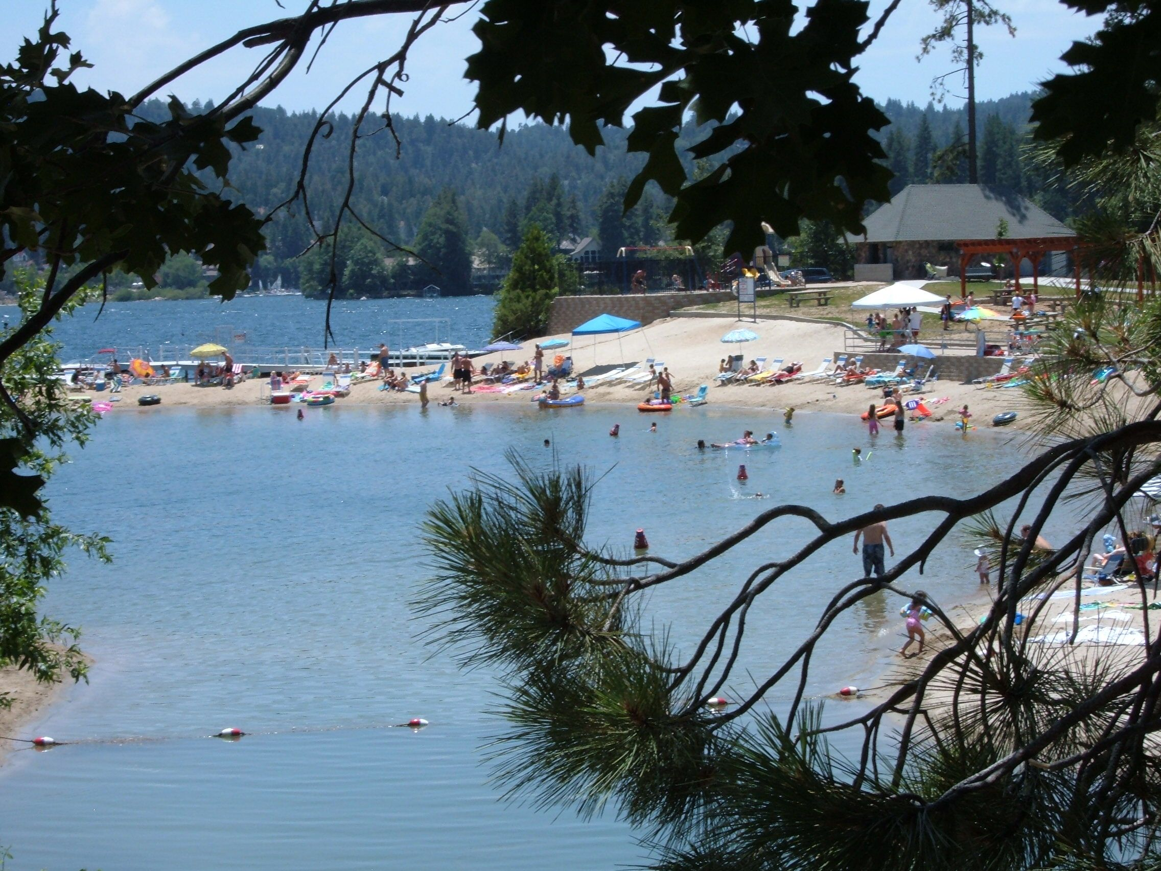 Tavern Bay Beach Club In Lake Arrowhead I Will Be Spending A Lot Of Time Here This Summer