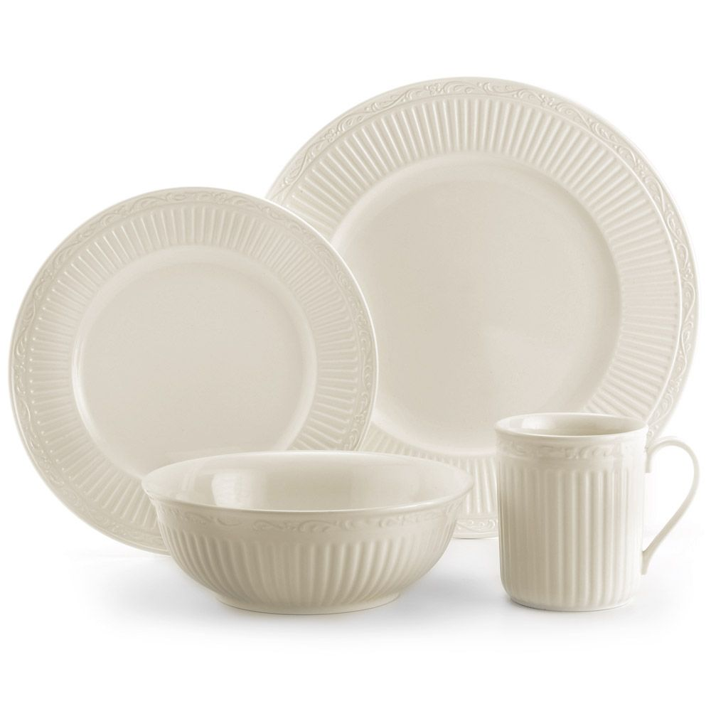 Buy Italian Countryside 48 Piece Dinnerware Set online at Mikasa.com  sc 1 st  Pinterest & 48 Piece Dinnerware Set | Dinnerware and Products