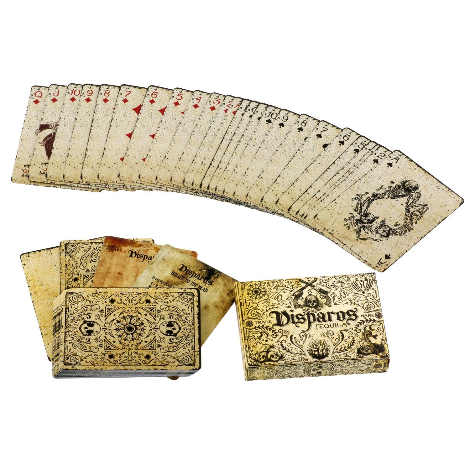 Amazon.com: Prohibition Limited Edition Playing Cards Box - Set of 6 Ellusionist Decks: Sports & Outdoors