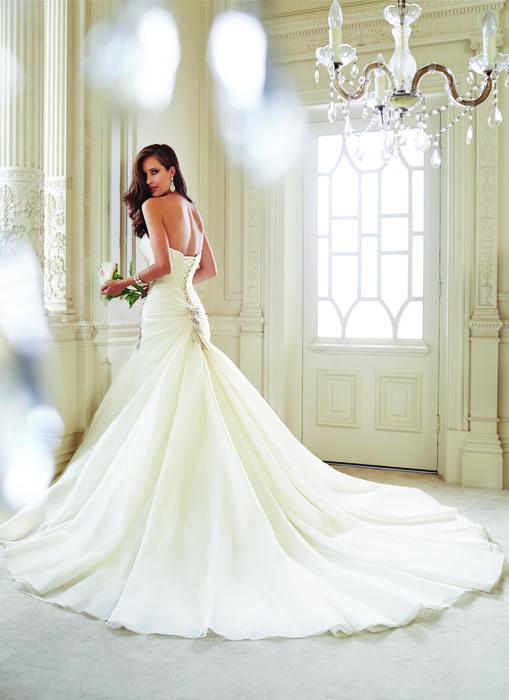 Sophia Tolli Bridal Gowns Sophia Tolli Bridal 21446-Ginger Sophia ...