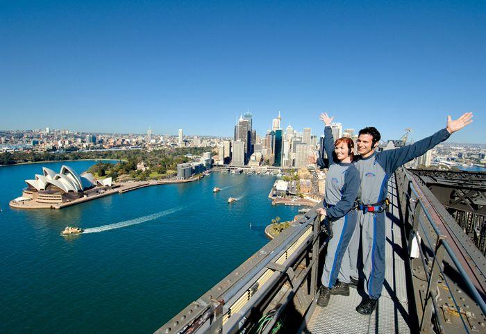 Do the Sydney Bridge Climb