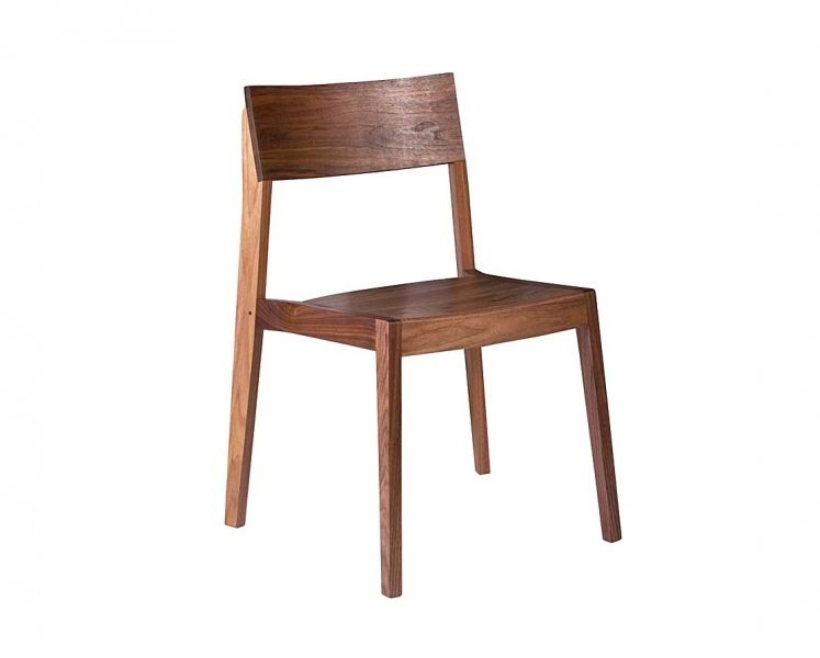 New Design Klamath Stacking Chair The Joinery Portland Oregon