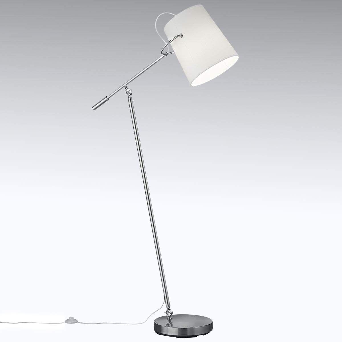 Stehlampe Mit Mehreren Schirmen Stehlampe Modern Led Rattan