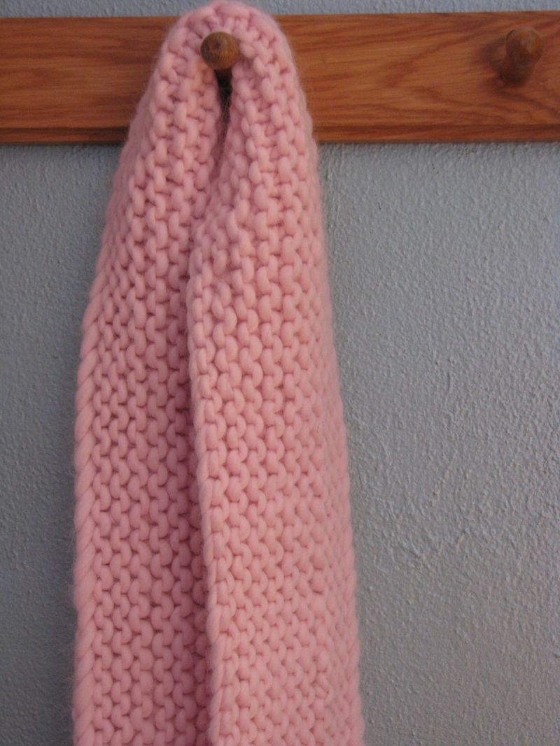 It\'s So Fluffy! Free Scarf Pattern | Knit scarf patterns, Scarf ...