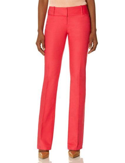 Work Wear: Pants