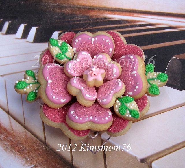 Cookie Corsage