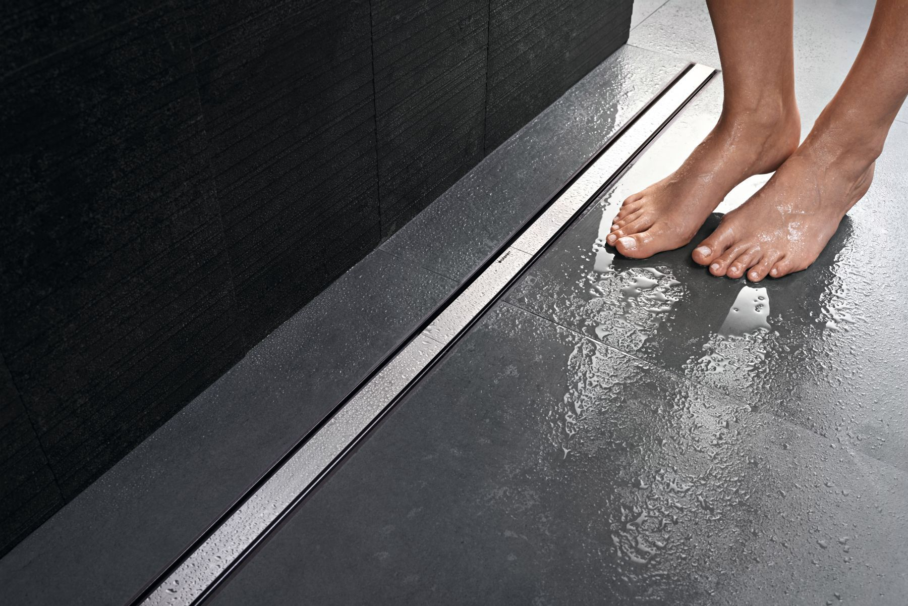Advantix Vario Wandablauf In Addition To The Classic Floor Drain There Are Also Shower