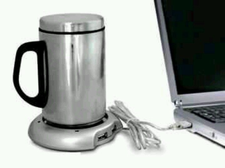 Mini Usb Coffee Cup Warmer Usb Coffee Makers Pinterest