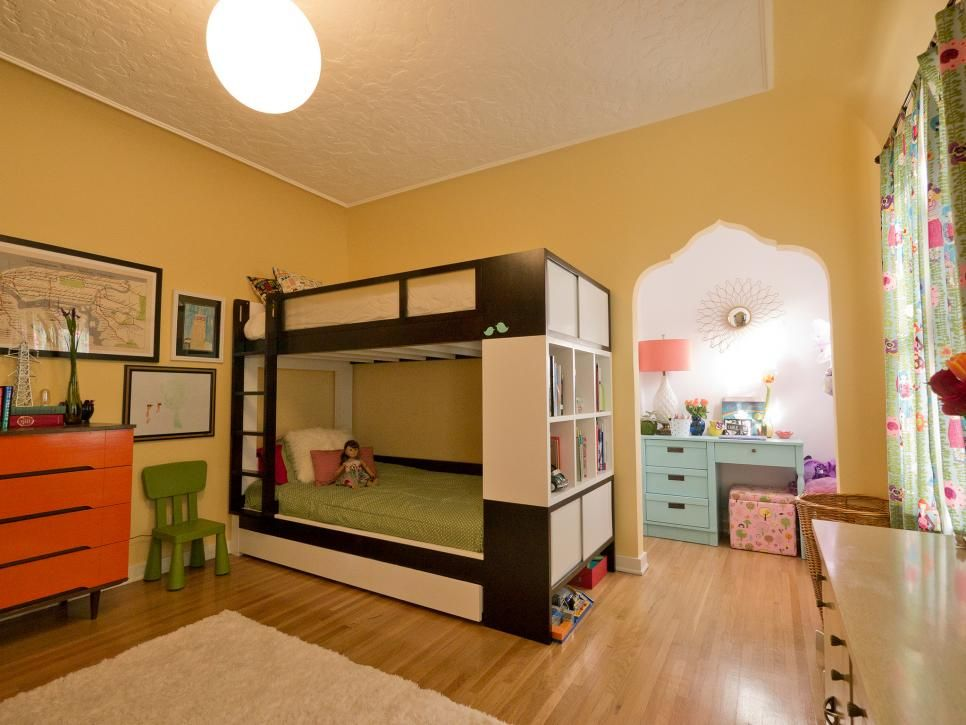 The Decorating Experts At Hgtv Com Share Photos Of A Kids