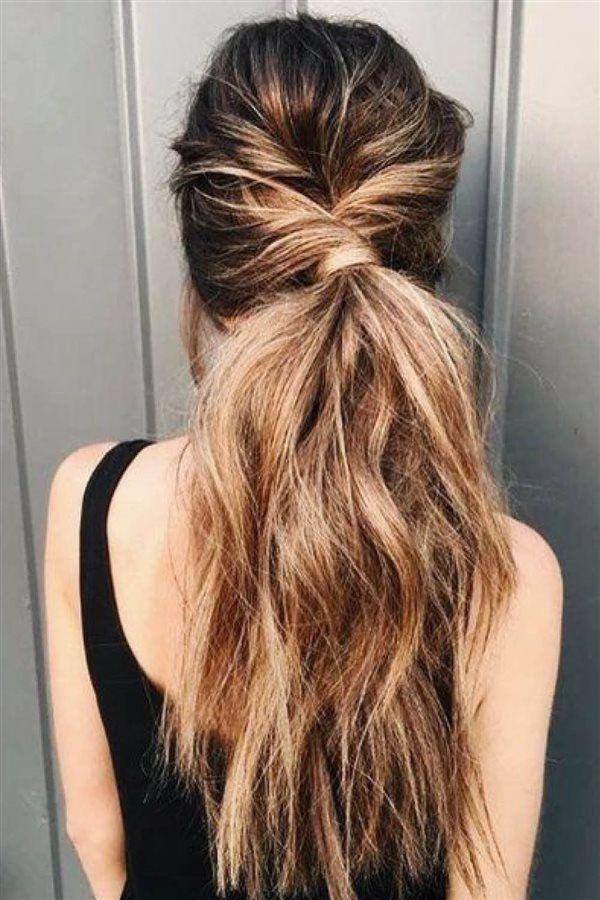 Peinados fáciles para bodas que puedes hacer tú misma – Boda fotos