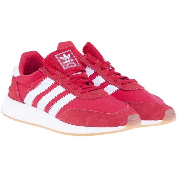 Iniki Runner Sneakers (343.005 COP) ❤ liked on Polyvore featuring men's fashion, men's shoes, men's sneakers, menshoessneakers, red, mens lace up shoes, mens leather shoes, mens leather lace up shoes, mens red shoes and mens leather sneakers