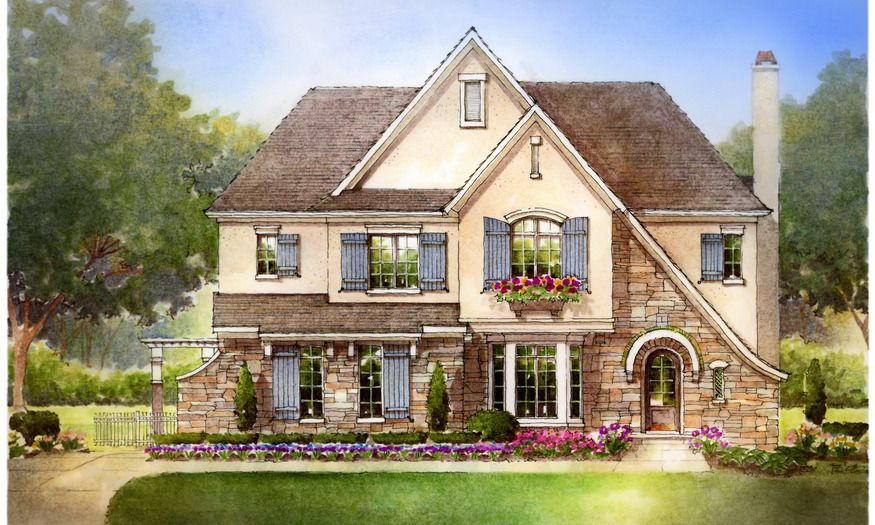 Photo Gallery Classica Homes New Luxury Home Builder House Exterior House Styles Home Builders
