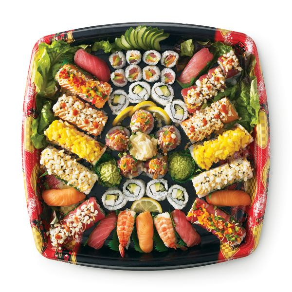 Hybrid Roku Tray Yum Food Homemade Sushi Sushi Guide