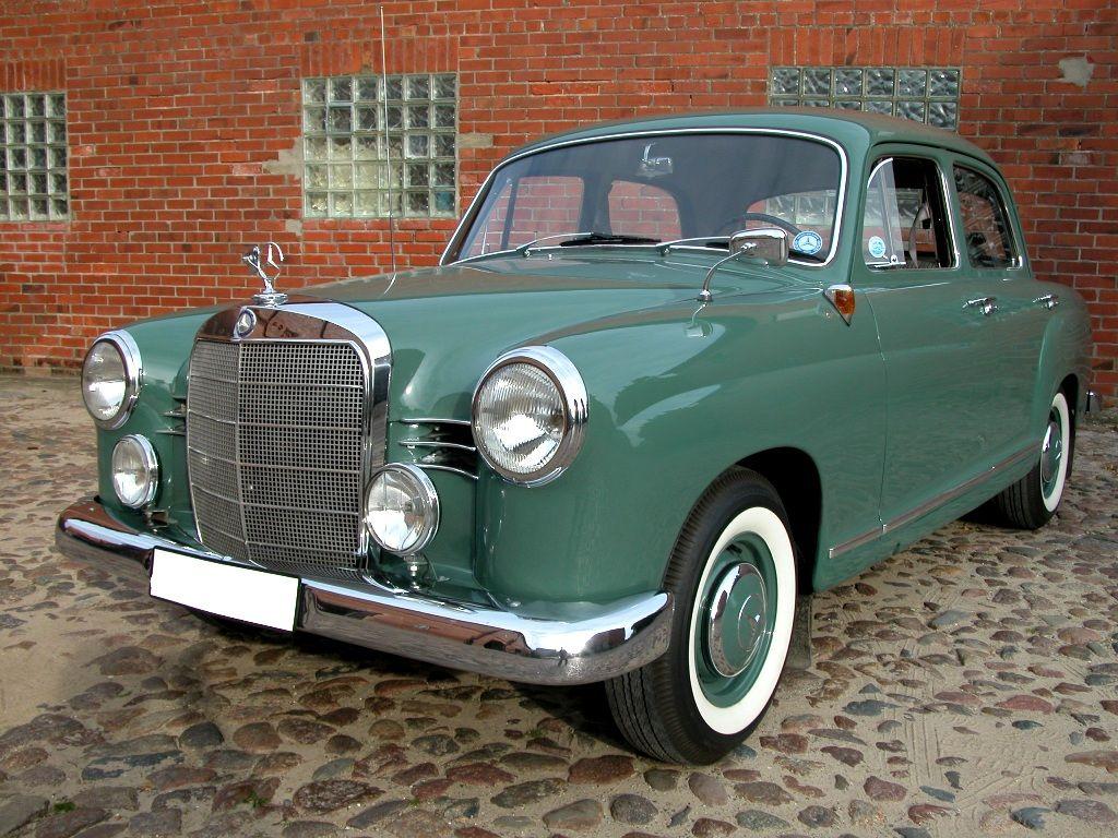 Mercedes benz 180 ponton 1961 benz pinterest benz for 1961 mercedes benz