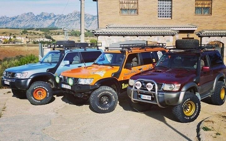 3 Patrols Y61