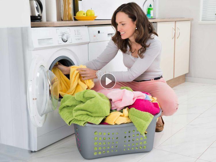 5 erreurs que l 39 on fait toutes avec notre lave linge cardigans home appliances cleaning et. Black Bedroom Furniture Sets. Home Design Ideas