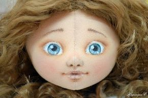 pintar cara muñecas 11