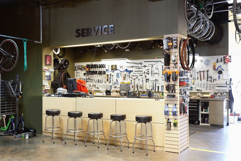 Best 25 bicycle shop ideas on pinterest bike store for Motorized bicycle repair shop