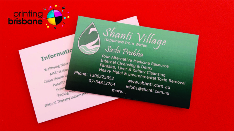 These business cards are for shanti village printing services these business cards are for shanti village printing services brisbane colourmoves