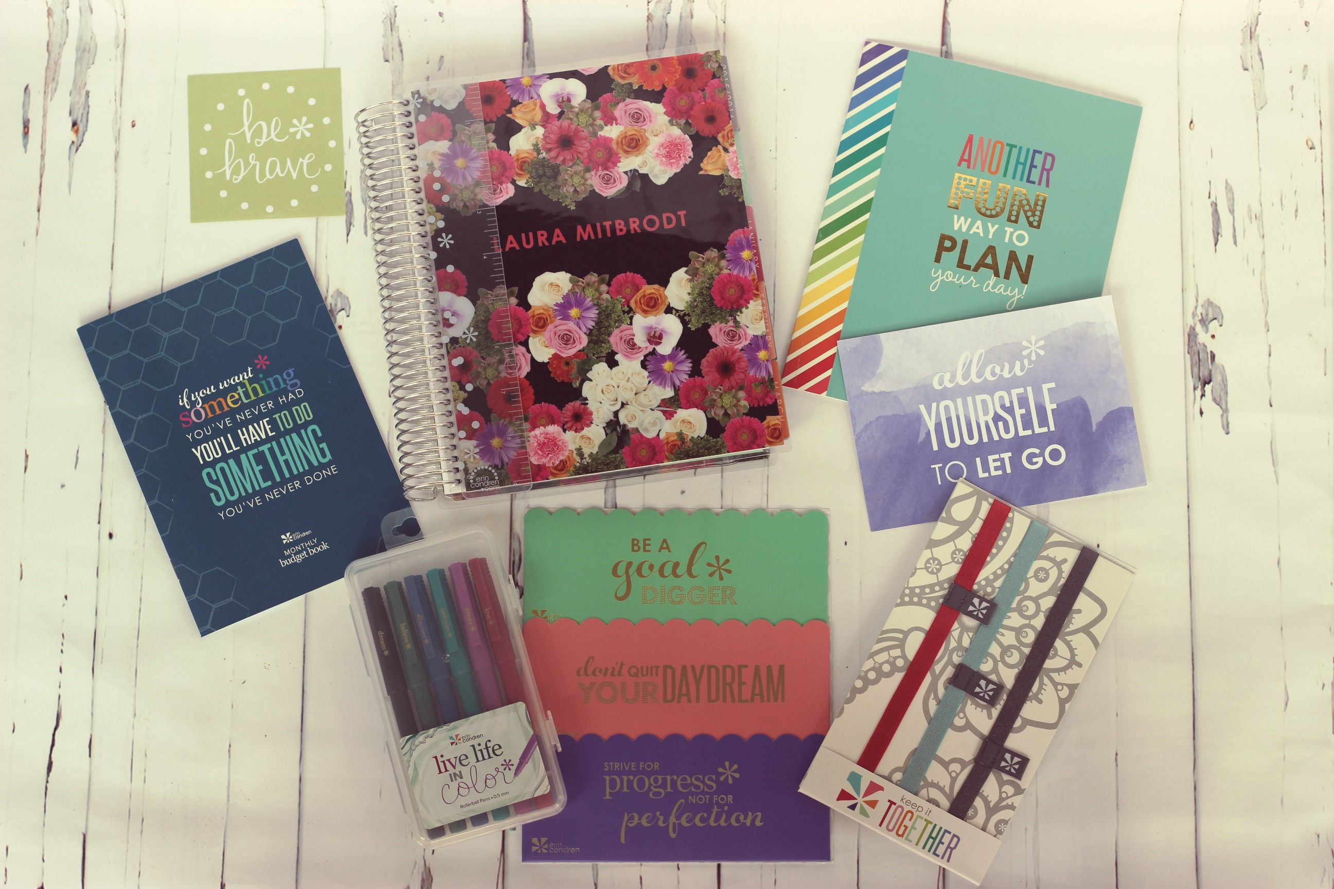 Erin Condren, Life Planner, Review, Best Planners, Agenda, Fashion blogger, planing, organize, guide, design,