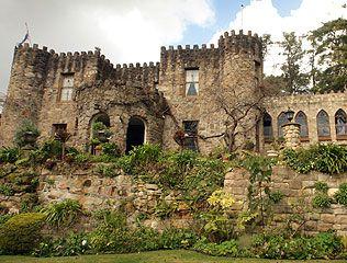 Camelot Castle (Adelaide Hills, South Australia ...