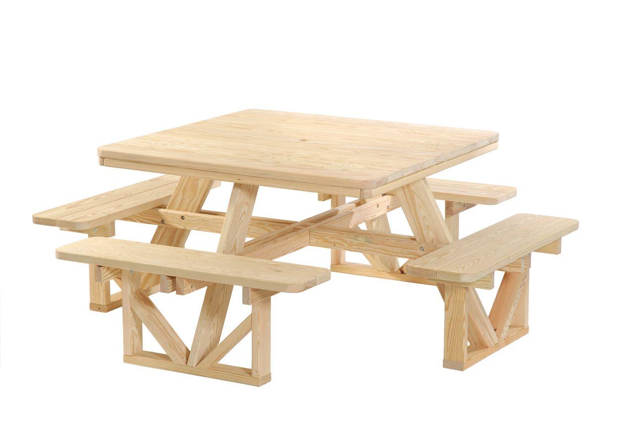 X WalkIn Picnic Table CL Lake House Pinterest Picnic - Walk in picnic table