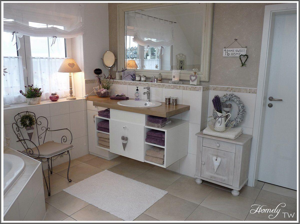 Bad beige im Landhausstil   Wohnzimmer einrichten ...